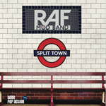 RAF - Split Town - LP (NEW) (M)
