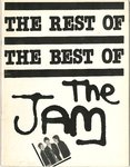 JAM, THE - The Rest Of The Best Of - SONGBOOK (EX) (G.B)