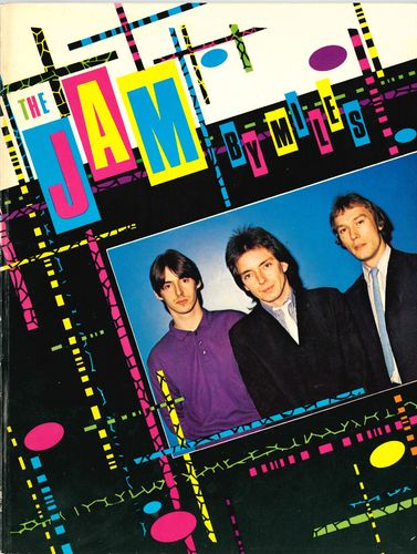 JAM, THE - An Illustrated Biography Book By Miles - BOOK (EX) (G.B)