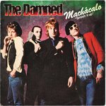 "DAMNED, THE - Machácalo = Smash It Up 7"" (+ SPANISH P/S) (EX/EX*) (P)"