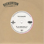 "DEALERS, THE - You Better Run (PINK WAX) 7"" (NEW) (M)"