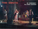 "GENTS, THE - 6"" x 8"" Colour Promo Photo (EX) (G.B)"