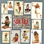 SQUIRE - September Gurls (BLUE VINYL) LP (NEW) (M)
