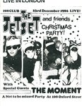 MOMENT, THE / MAKIN' TIME / JETSET - A Set Of 3 x Flyers (EX)