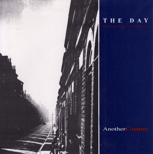 "DAY, THE - Another Country (LIME GREEN VINYL) 7"" + P/S (EX/EX) (M)"