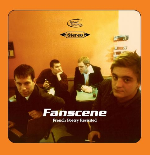 FANSCENE - French Poetry Revisited LP (NEW) (M)