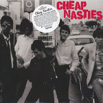 CHEAP NASTIES - Cheap Nasties LP (EX/EX) (P)