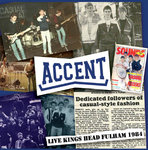 ACCENT - Live Kings Head, Fulham 1984 CD (NEW) (M)