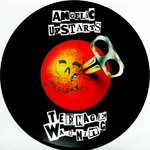 ANGELIC UPSTARTS, THE - Teenage Warning Picture Disc LP (EX) (P)