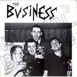 BUSINESS, THE -  1980 / 1981 Official Bootleg (Autographed) LP (EX/VG) (P)