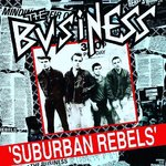 BUSINESS, THE - Suburban Rebels LP (EX/EX) (P)