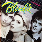 BLONDIE - Eat To The Beat LP (EX/EX-) (P)