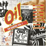 V/A - Oi! The rarities (VOL 1) LP (EX/EX) (P)