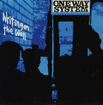 ONE WAY SYSTEM - Writing On The Wall LP (EX/EX) (P)