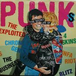 V/A - Secret Life Of Punks LP (EX-/EX-) (P)
