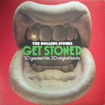 ROLLING STONES, THE - Get Stoned DOUBLE LP (VG+/POOR) (M)