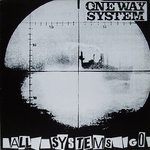 ONE WAY SYSTEM - All Systems Go LP (EX/EX) (P)