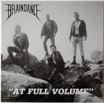 "BRAINDANCE - At Full Volume (PURPLE VINYL) - 10"" LP (EX/EX) (P)"