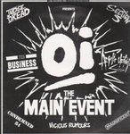 V/A - Oi! The Main Event LP (EX-/EX) (P)