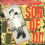 V/A - Son Of Oi! LP (EX/EX) (P)