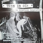 V/A - This Is Oi! (A Street Punk Compilation) LP (EX/EX) (P)