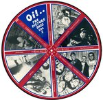 V/A - Oi! The Picture Disc VOLUME #2 (PICTURE DISC) - LP (-/EX) (P