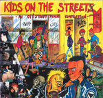 V/A - Kids On The Street LP (EX/EX) (P)