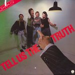 SHAM 69 - Tell Us The Truth (US PRESSING) LP (EX-/EX-) (P)