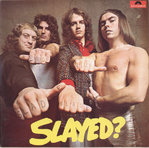 SLADE - Slayed? LP (VG/VG) (P)