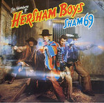 SHAM 69 - The Adventures Of Hersham Boys (GERMAN) - DLP (EX-/EX-/EX) (P)