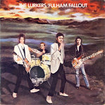 LURKERS, THE - Fulham Fallout LP (VG/VG+) (P)