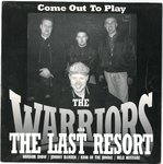 "WARRIORS, THE - Come Out To Play E.P - 7"" + P/S (EX/EX) (P)"