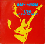 MOORE, GARY - Live At The Marquee LP (EX/VG) (P)