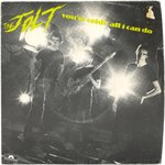 "JOLT, THE - You're Cold 7"" + P/S (VG+/VG+) (M)"