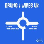 DRUMS AND WIRES UK - You're Always There DOWNLOAD