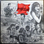 PARTISANS, THE - Time Was Right - LP (EX/VG) (P)