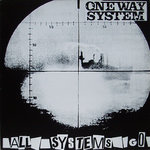 ONE WAY SYSTEM - All Systems Go - LP (VG+/VG+) (P)