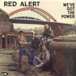RED ALERT - We've Got The Power - LP (VG+/VG-) (P)