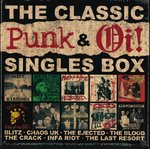 V/A - The Classic Punk And Oi! Singles BOX SET (NEW) (P)