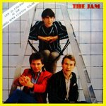 JAM, THE - Live In Finland 09/08/1980 LP (EX/EX) (M)