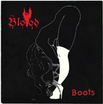 "BLOOD, THE - Boots EP 7"" + P/S (EX/EX) (P)"