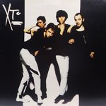 XTC - White Music LP (EX-/EX) (P)