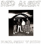 RED ALERT -  Blood, Sweat 'N' Beers LP (EX/VG) (P)