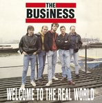 BUSINESS, THE - Welcome To The Real World LP (EX/EX) (P)