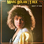 MARC BOLAN AND T.REX - Get It On LP (VG+/VG-) (P)