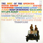 SPENCER DAVIS GROUP - The Best Of The Spencer Davis Group Featuring Stevie Winwood LP (EX-/POOR) (M)