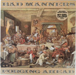 BAD MANNERS - Forging Ahead LP (EX/EX) (M)