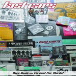 "FAST CARS - Once Again …. I'm Lost For Words! (MAGENTA VINYL) EP 12"" + P/S (NEW)"