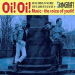 "SKINGRAFT -  Oi! Oi! Music - The Voice Of The Youth! (RED VINYL) 7"" + P/S (EX/EX) (P)"
