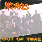 "MISTAKES, THE - Out Of Time 7"" + P/S (EX/EX) (SKA)"